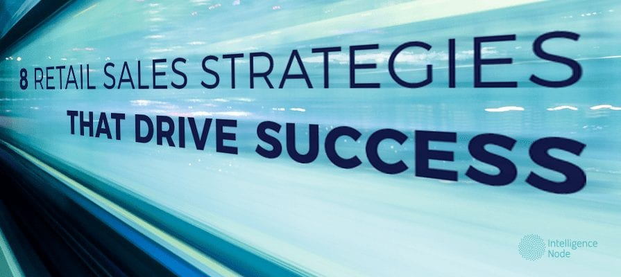 retail sales strategies