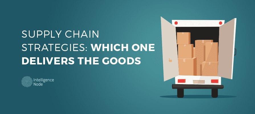 supply chain strategies