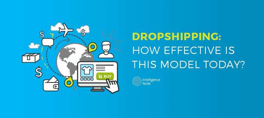 dropshipping model