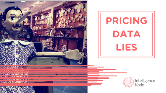 pricing data