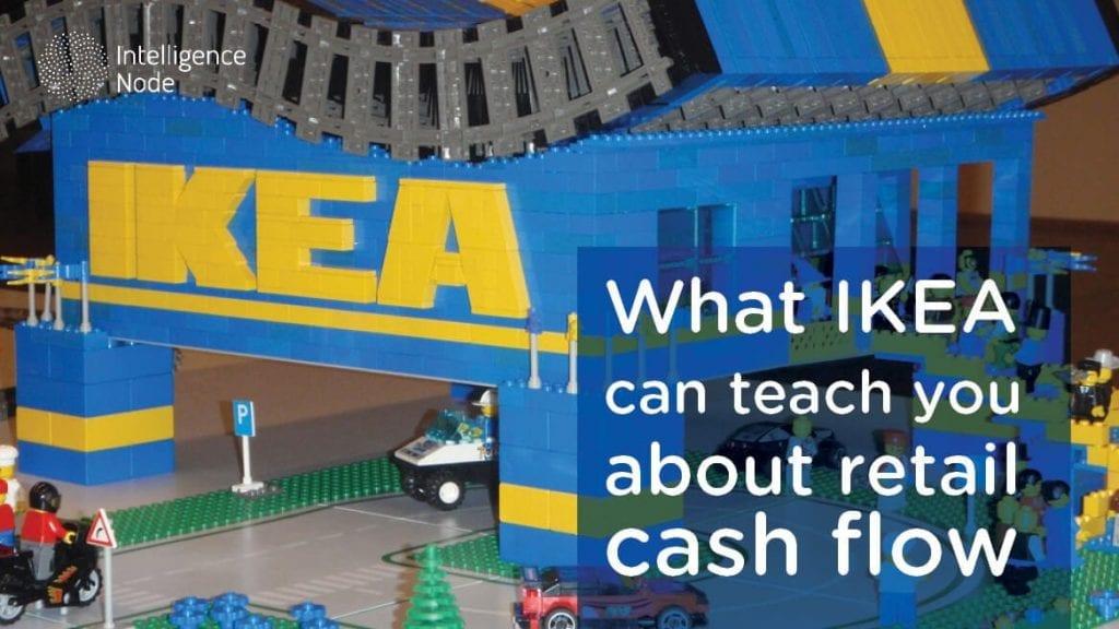 retail cash flow header