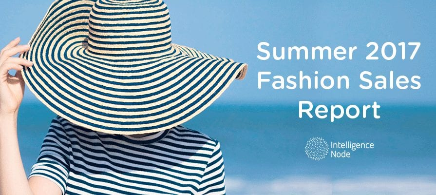 summer fashion sales report