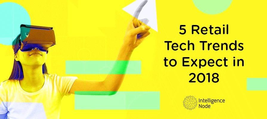 retail tech trends banner