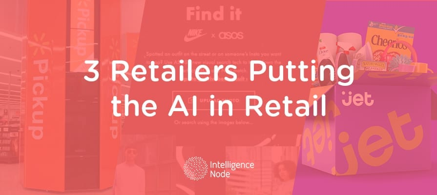 Retailers AI banner