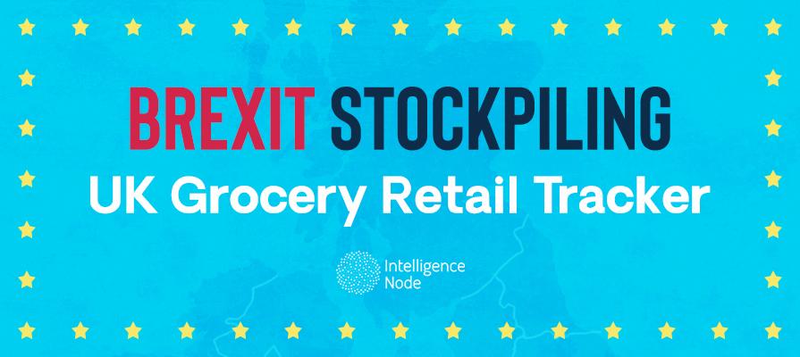 Brexit Stockpiling banner