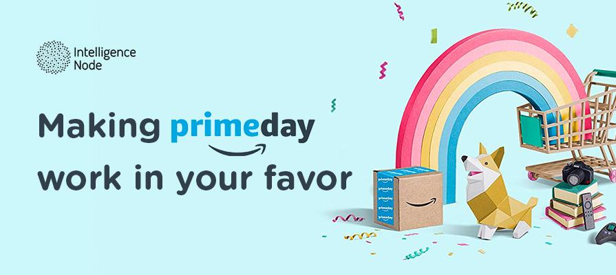 amazon prime day retail banner