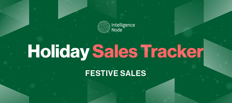 holiday sales december banner