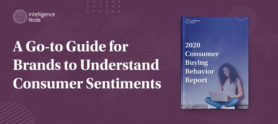 consumer buying report blog banner